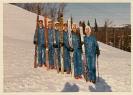 Ski Team - Circa 1971